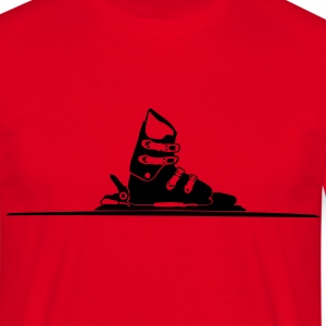 ski binding T-Shirts - Men's T-Shirt