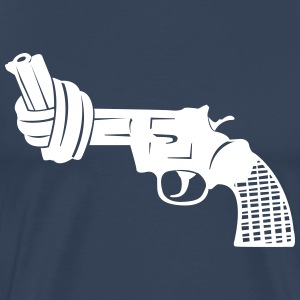 Revolver with node  T-Shirts - Men's Premium T-Shirt