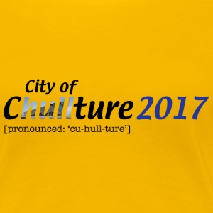 City of Chullture 2017 T-Shirts - Women's Premium T-Shirt