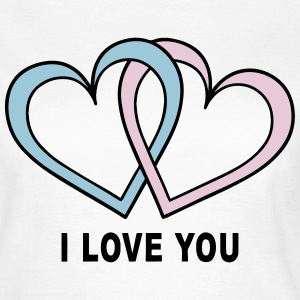 saint valentin 01 T-Shirts - Frauen T-Shirt
