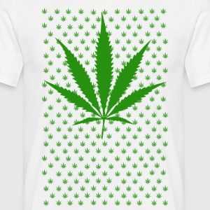 T-Shirt cannabis mosaique - T-shirt Homme