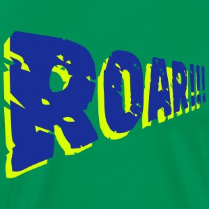 ROAR !!! T-Shirts - Men's Premium T-Shirt