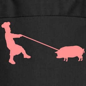 Catch the pig  Aprons - Cooking Apron
