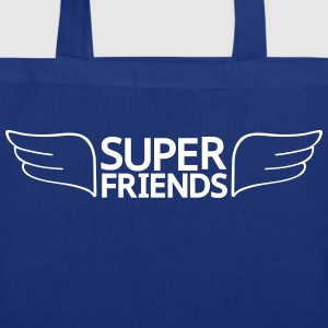 super friends amis super Sacs et sacs à dos - Tote Bag