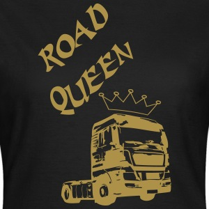 Road Queen T-Shirts - Frauen T-Shirt