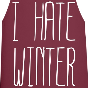 I hate Winter it (1c) Grembiuli - Grembiule da cucina