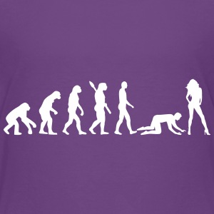 Evolution Ehe T-Shirts - Kinder Premium T-Shirt