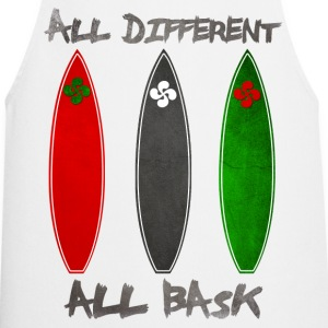 All Different All Bask Tabliers - Tablier de cuisine