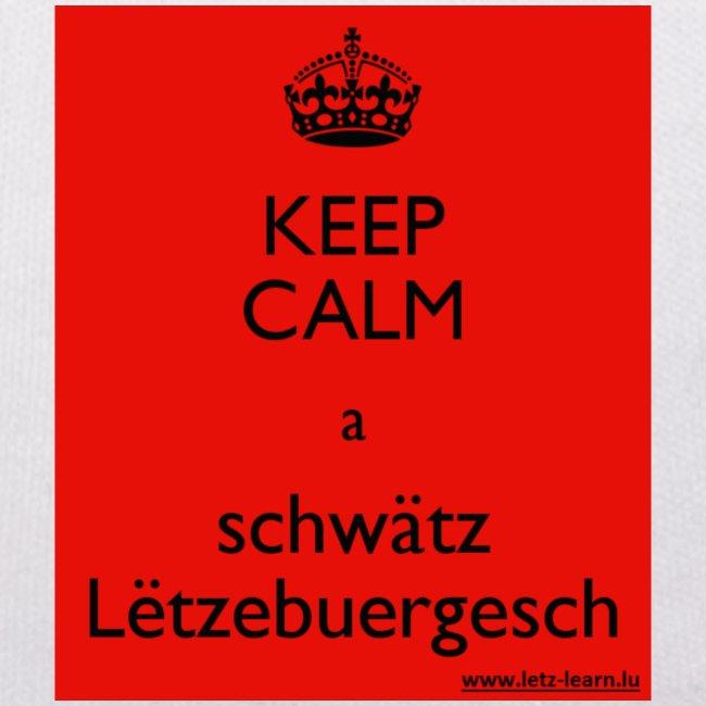 """Petzi """"Schwätz Lëtzebuergesch"""""""