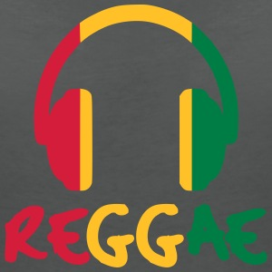 Reggae Music T-Shirts - Women's V-Neck T-Shirt