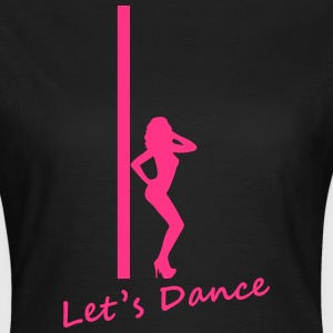 Pole Dance T-Shirts - Women's T-Shirt