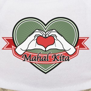 heart-green Mahal kita - Teddy