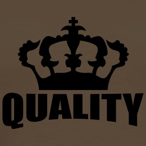 Quality Crown Design Tee shirts - T-shirt Premium Homme