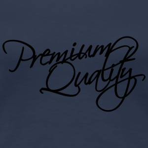 Premium Quality Text Design T-skjorter - Premium T-skjorte for kvinner
