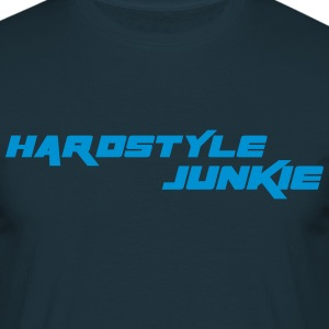 Hardstyle Junkie Tee shirts - T-shirt Homme