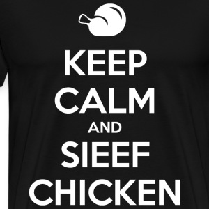 SIEEF CHICKEN [mp] T-Shirts - Männer Premium T-Shirt