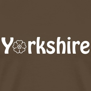 yorkshire T-Shirts - Men's Premium T-Shirt