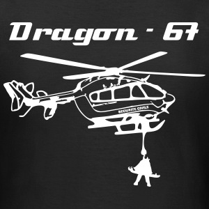 Dragon Securite Civile Tee shirts - T-shirt Femme