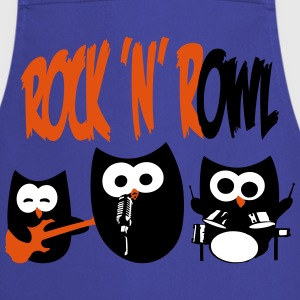 rock 'n' rowl - Rock 'n' Roll  Aprons - Cooking Apron