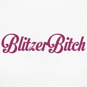 BlitzerBitch T-Shirts - Frauen Bio-T-Shirt