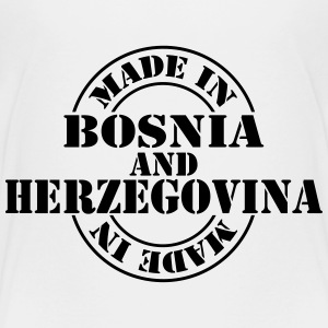 made_in_Bosnia_and_Herzegovina_m1 Shirts - Teenager Premium T-shirt