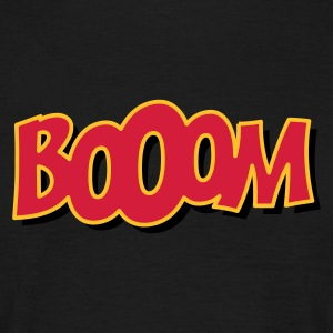 boom - T-shirt Homme