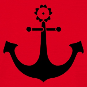 anchor - Herre-T-shirt
