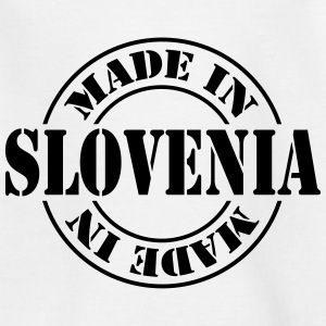 made_in_slovenia_m1 Shirts - Teenage T-shirt