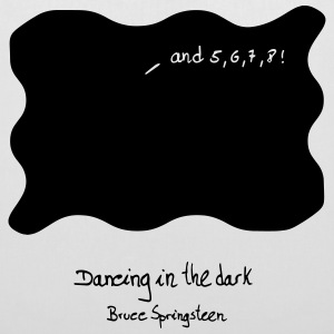 Dancing in the Dark Bags & backpacks - Tote Bag