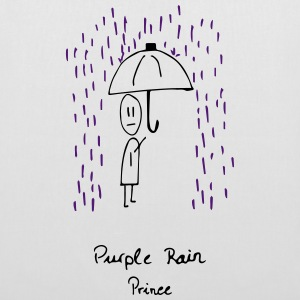 Purple Rain Bags & backpacks - Tote Bag