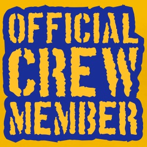 Official Crew Member Stamp T-Shirts - Women's Premium T-Shirt