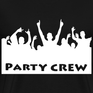 Party Crew People - Männer Premium T-Shirt