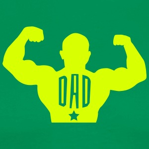 BEST DAD - T-shirt Premium Homme