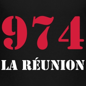 974 La Réunion T-Shirts - Teenager Premium T-Shirt