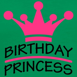 Happy Birthday Princess Logo Tee shirts - T-shirt Premium Homme