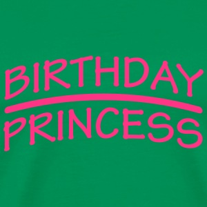 Happy Birthday Princess T-shirts - Premium-T-shirt herr