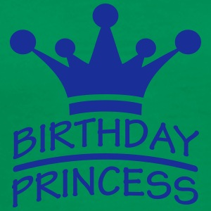Happy Birthday Princess Logo Camisetas - Camiseta premium hombre