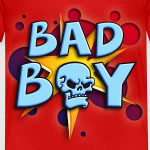 bad_boy_a_012014 T-Shirts - Kinder Premium T-Shirt