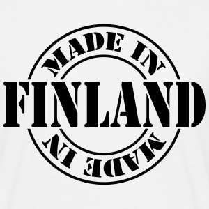 made_in_finland_m1 T-shirts - T-shirt herr
