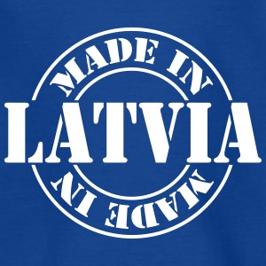 made_in_latvia_m1 Shirts - Teenage T-shirt