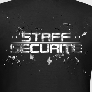T SHIRT STAFF SECURITE by Florian VIRIOT - T-shirt Femme