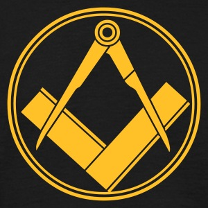 freemasonry - Herre-T-shirt