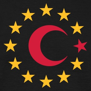 europe - islam - Men's T-Shirt