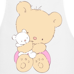 Bear hugging toy Teddy bear  Aprons - Cooking Apron