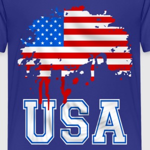 united states 07 Shirts - Teenage Premium T-Shirt
