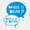 where is Brian? - T-shirt Homme