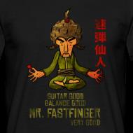 Design ~ Mr. Fastfinger good men