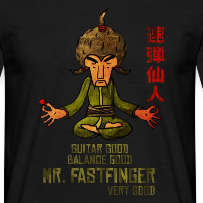 Mr. Fastfinger good men