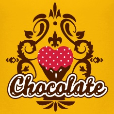 Chocolate Design  Shirts
