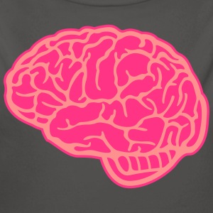 medicine motifs: the brain Pullover & Hoodies - Baby Bio-Langarm-Body